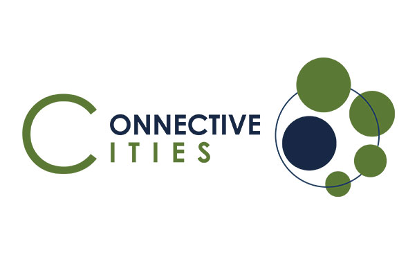 Das Logo von Connective Cities.