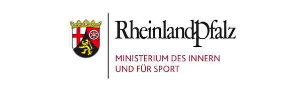 Logo of the Ministry of the Interior and Sport of Rhineland-Palatinate